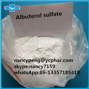 99.62% Bp Standard Pharmaceutical Powder Albuterol Sulfate pictures & photos