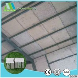 Sound Insulated Concrete EPS Sandwich Wall Panel for Prefab House pictures & photos