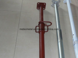 Formwork Support Adjustable Scaffolding Steel Prop pictures & photos