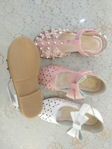 High Quality Leather Shoes for Children pictures & photos