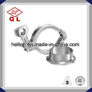 Sanitary Stainless Steel Single Pin Clamp pictures & photos