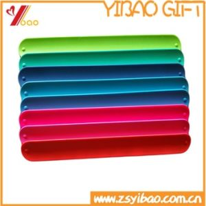 Hot Selling Silicone Slap Bracelet/Slap Wristband pictures & photos