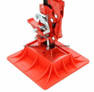 "Ground Base High Lift Farm Jack Base Stand Offroad Recovery 48"" 60"" pictures & photos"