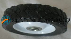 Turkey Popular High Quality 6*1.5 Rubber Wheel pictures & photos