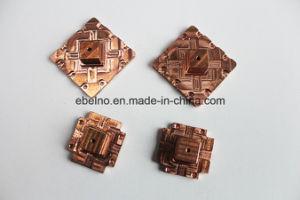 Custom CNC Precision Brass Aluminium Block pictures & photos