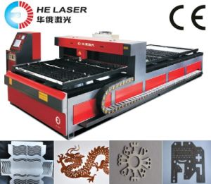 CNC Metal Laser Cutting Machine with CE Certificate (HECY4015-750)