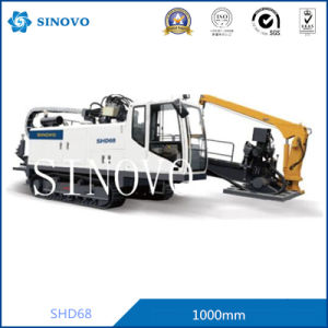 hydraulic horizontal directional drill rig SHD16 pictures & photos