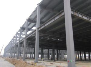 Prefab Steel Structure Building & Warehouse