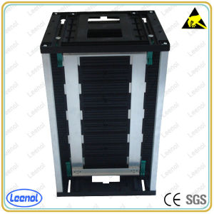 Ln-B804 Antistatic ESD PCB Rack for Storage PCB Boards pictures & photos