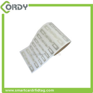 RFID Waterproof PVC/PET UHF H3 ISO18000-6C Jewelry Label pictures & photos