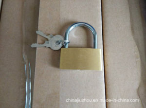 50mm High Quality Brass Padlock pictures & photos