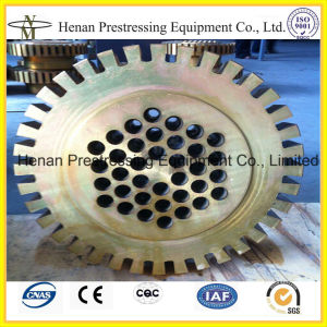 Post Tensioing Anchorage Coupler 12.7mm Prestressed Cable pictures & photos