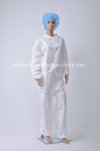 Disposable Clothing Protective Non Woven Coverall with High Quality pictures & photos