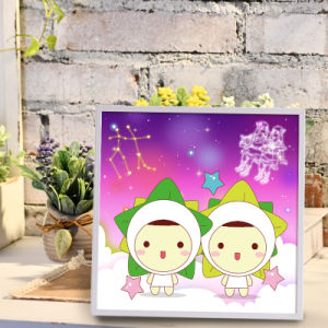 Factory Direct Wholesale New Children DIY Handcraft Sticker Promotion Kids Girl Boy Gift T-043 pictures & photos