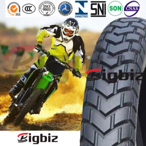 Top Quality Llanta PARA Moto Motorcycle Tyre (90/90-18) pictures & photos
