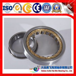 A&F Bearing Cylindrical Roller Bearing /Roller Bearings ID105*OD190*W36 with Steel cage N221EM pictures & photos