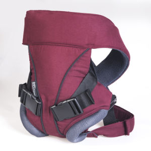 Minipalm 011055breathable and Soft Fabric OEM Portable Baby Sling Carrier pictures & photos