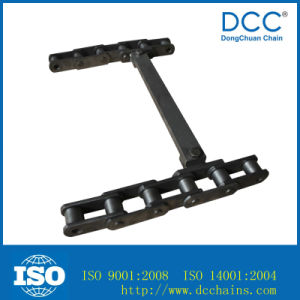 Steel Drag Conveyor Paver Chain with ISO Approved pictures & photos