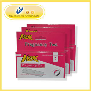 Urine Pregnancy Test Strip with Free Samples pictures & photos