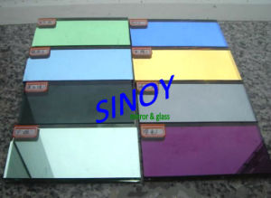 4mm Thickness Environmentally Friendly Painted Glass Colored Glass pictures & photos