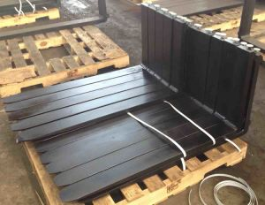China High Quality Good Price Forklift Forks pictures & photos