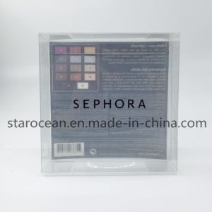 Customized Plastic Cosmetic Box for Perfume, Makeup, Brush pictures & photos