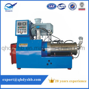 Big Flow Efficinet Horizontal Bead Mill & Sand Mill pictures & photos