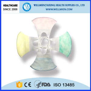 New White Medical Earloop Disposable Butterfly Face Mask with Folding Design pictures & photos