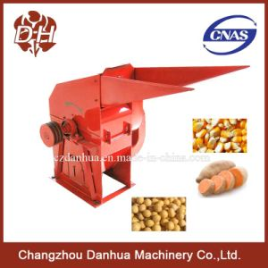 8 Tons/Day Corn Processing Machinery, Corn Grinder