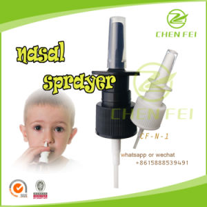 CF-N-1 Comfortable Use 0.08-0.12 Ml/T Plastic Nasal Spray for Nose