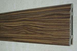 Wood Desige PVC Shirting Board (HDAA-02) pictures & photos