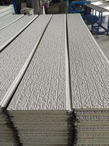 PU Foam 3D Metal Decorative Insulation Exterior Wall Panel