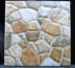 Wear Resistant Glazed Floor Tile/Interlocking Tile (YR9308) pictures & photos