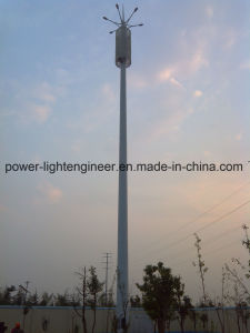 Camouflaged Light Telecome GSM Monopole Tower pictures & photos