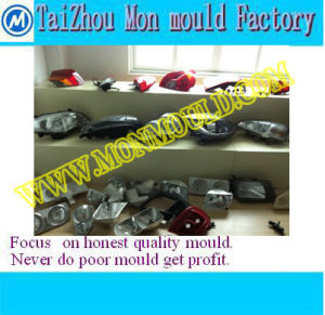 Plastic Light Mold for Auto, Motor Cycle, Bike pictures & photos