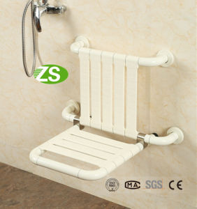 Bathroom Aluminium Folding Shower Chair/Toilet Seat Shower Room Seat pictures & photos