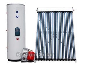 SRCC Solar Keymark Standard Split Pressurized Solar Water Heater