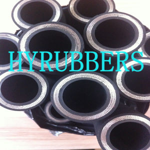 4 Steel Wire Spiral Hydraulic Hose SAE 100r9 pictures & photos