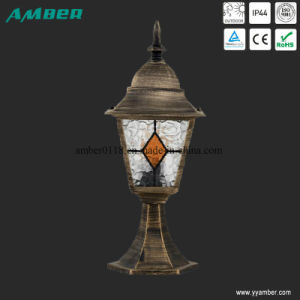 100W Garden Lamp with Lead Glass pictures & photos