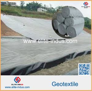 PP Nonwoven High Tensile Strength Geotextile for Road Filteration pictures & photos