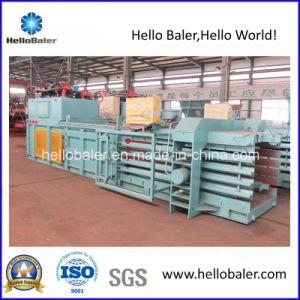 Semi-Auto Horizontal Waste Baling Machine (HSA7-10) pictures & photos
