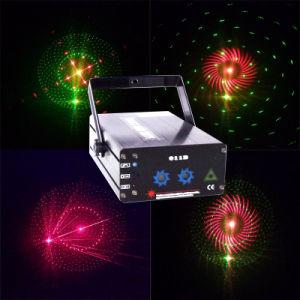 Mini DJ Disco Eight Patterns Laser Stage Light