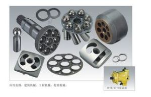 Rexroth A6vm/A7vo 28/56/63/80/107/200/250/355/500/100 Inclined Shaft Hydraulic Pump Spare Parts pictures & photos