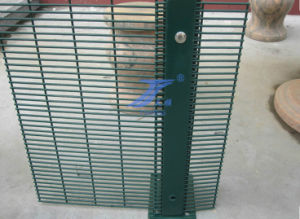 358 Mesh Fence Panel, 358 Security Fence (FACTROY) pictures & photos