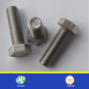Zinc Plated Bolt (DIN933) Manufacturer pictures & photos