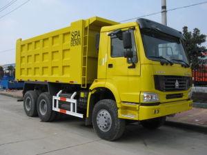 Sinotruk HOWO 6X4 18cbm / 20cbm Dump Truck pictures & photos