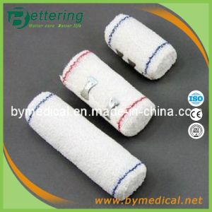 Medical Elastic Crepe Bandage with Spandex pictures & photos