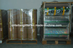 Pet Film for Glitter Powder pictures & photos