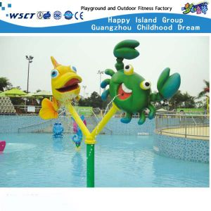 Water Park Whale for Kids Water Game (HD-7101) pictures & photos