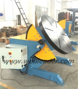 Tiltable & Rotary Welding Positioner